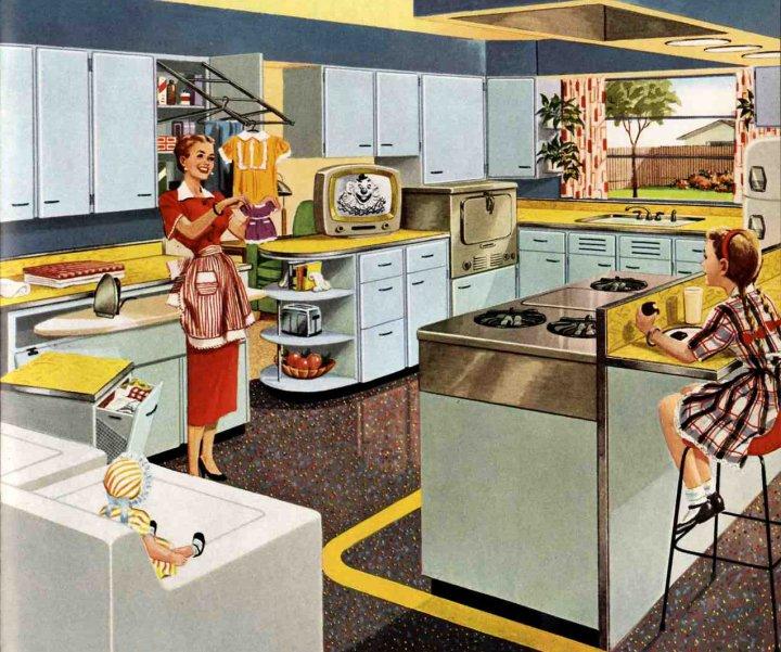 v kuchyni
