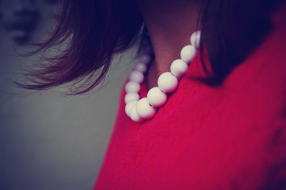 náhrdelník - Míša - 60. léta