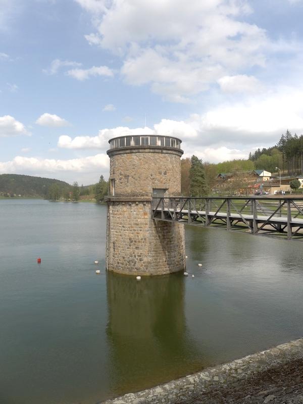 Jedno pěkné sobotní odpoledne u luhačovické přehrady...