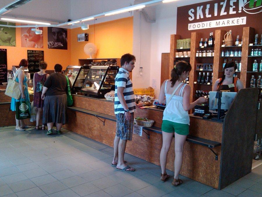 Sklizeno foodie market