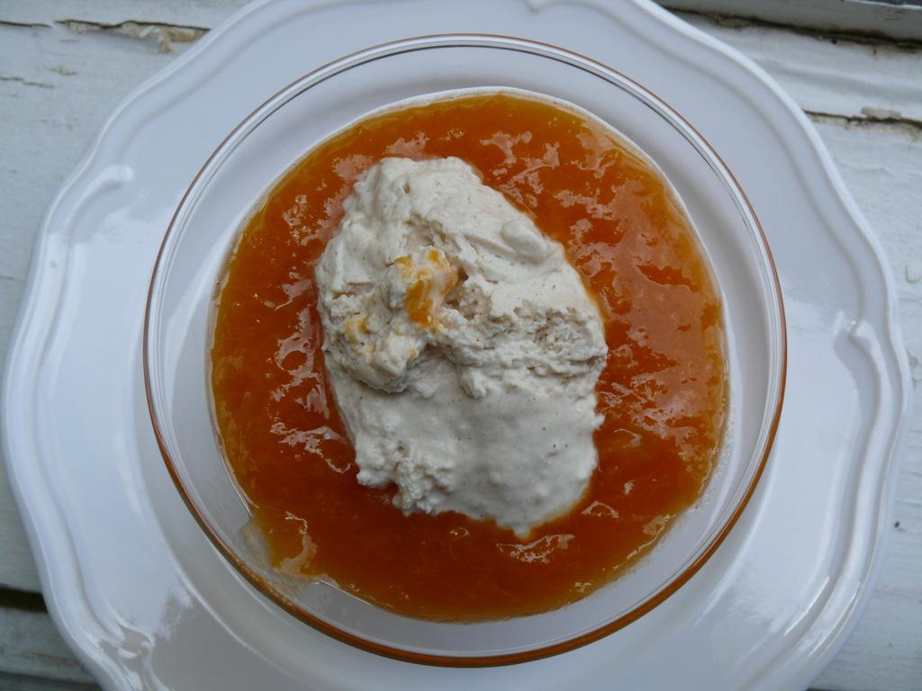 meruňkové jezírko