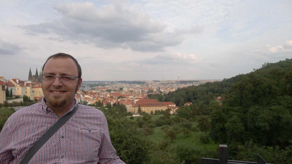 Romantika v Praze