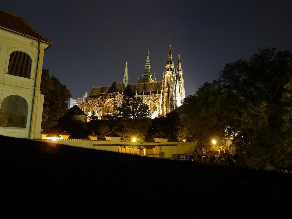 Sv. Vít v noci