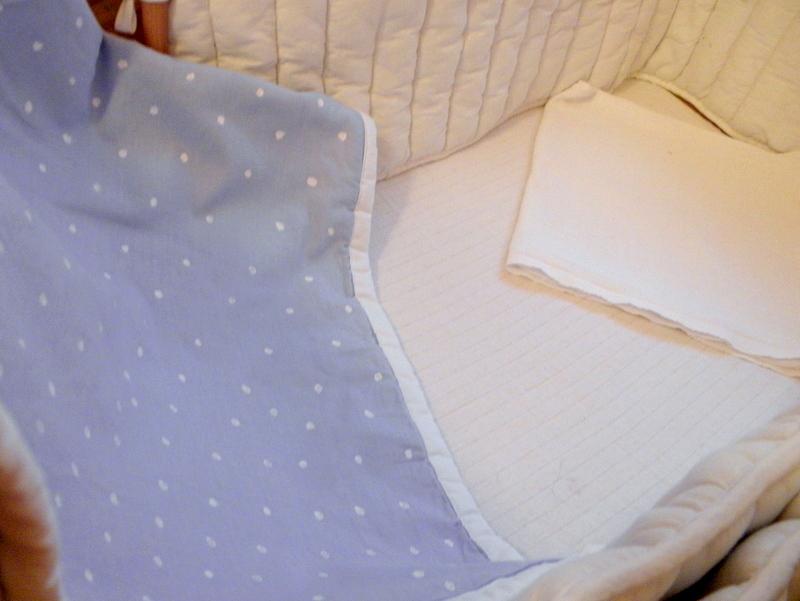 natištěná deka pro miminko