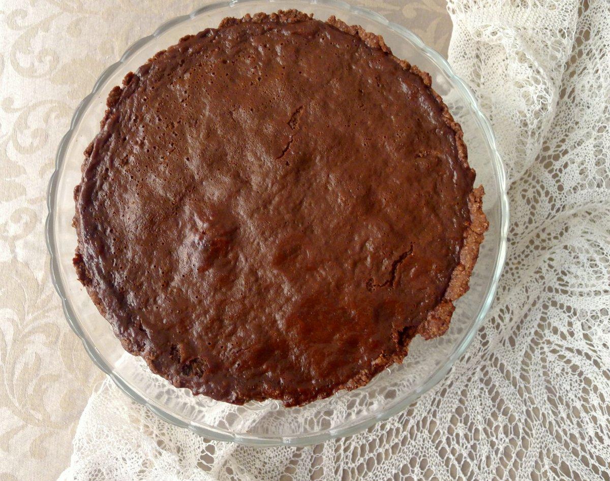 Nutellový dort