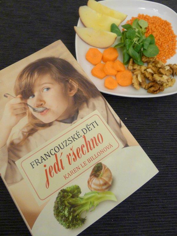 Francouzské dětí jedí všechno