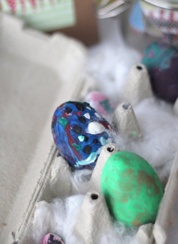 Velikonoční tvoření  - Vajíčka